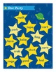 Star Party -ar Phonics Game
