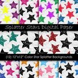 Star Pattern Backgrounds