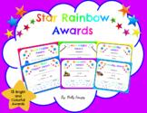 Star-Rainbow Awards (Editable-Digital-Printable)