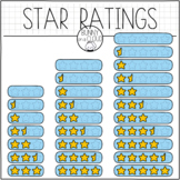 Star Ratings by Bunny On A Cloud