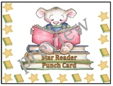 Star Reader Punch Card