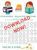 Star Reader - Reading Log