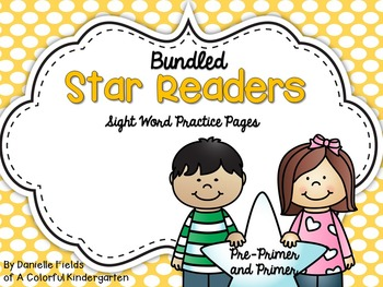 Star Readers Bundled