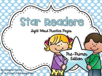 Star Readers Pre-Primer Edition
