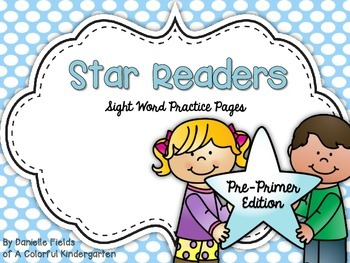Star Readers Pre-Primer Edition