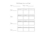 Star-Reading Assessment Chart