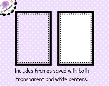 Star Rectangle Digital Frames 1