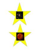 Star Rhyming Cards