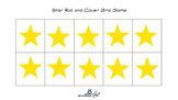 Star Roll and Cover Grid Game