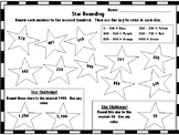 Star Rounding to the Nearest 100