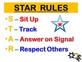 Star Rules for SRA