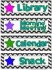 Star Schedule signs
