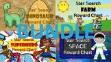 Star Search BUNDLE 3 VIPKID Reward System Chart - Online Teaching Tool