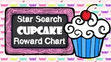 Star Search Cupcake VIPKID Reward System Chart - Online Te