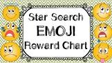 Star Search Emoji VIPKID Reward Chart - Online Teaching Tools