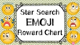 Star Search Emoji VIPKID Reward Chart - Online Teaching Tools