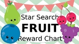 Star Search Fruit VIPKID Reward Chart - Online Teaching Tools