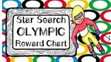 Star Search Olympic VIPKID Reward Chart - Online Teaching Tools