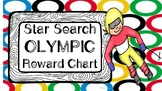Star Search Olympic VIPKID Reward Chart - Online Teaching Tools