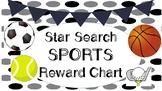 Star Search Sports VIPKID Reward Chart - Online Teaching Tools