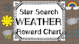 Star Search Weather VIPKID Reward Chart - Online Teaching Tools