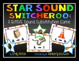 Star Sound Switcheroo: A Beginning, Middle & Ending Sound Substitution Game