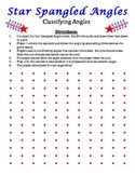 Star Spangled Angles - A Game for Drawing and Classifying Angles