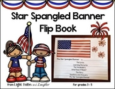 Star Spangled Banner Flip Book