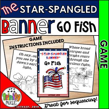 Star-Spangled Banner Go Fish