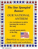 STAR SPANGLED BANNER & AMERICA Learning the Words to Patriotic Songs