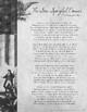 Star Spangled Banner Lyrics Printable Poster