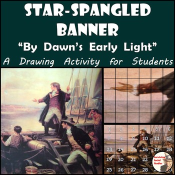 """Star-Spangled Banner - Recreate """"By Dawn's Early Light"""" - Fort Sumter"""