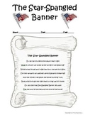 Star Spangled Banner War of 1812 Activity