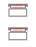 Star-Spangled Learners Name Plates