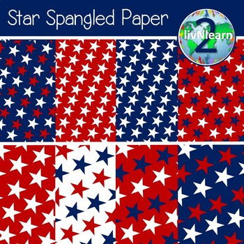 Star Spangled Paper