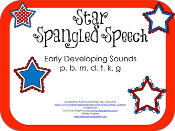 Star Spangled Speech- Early Sounds