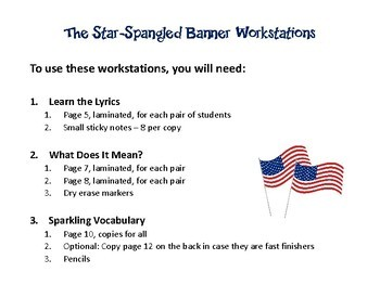 Star-Spangled Stations