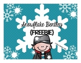 Snowflake Bentley {FREEBIE}