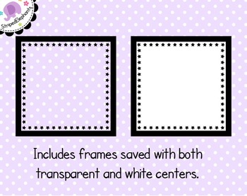 Star Square Digital Frames 1