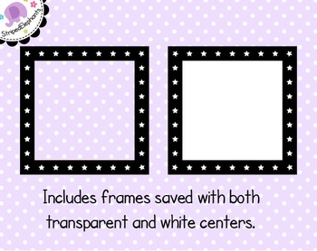 Star Square Digital Frames 2