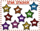 """Star Stacker Game Pack {A """"Ways to Show"""" Math Numbers Game)"""
