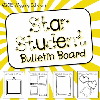 Star Student Bulletin Board