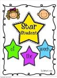 Star Student Bulletin Board