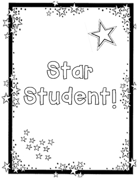 Star Student Cover