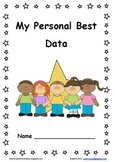 Star Student Data Pack/Folder/Notebook/Binder for each Kinder's Personal Best