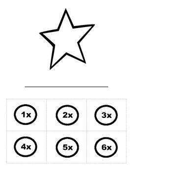 Star Student Multiplication