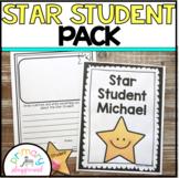 Star Student Pack ~  Editable