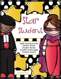 Star Student Packet