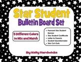 Star Student Pennant Banner Bulletin Board Set