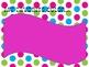Star Student Posters Polka-dot (reusable)